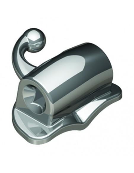 Single non-convertible Magnum buccal tube