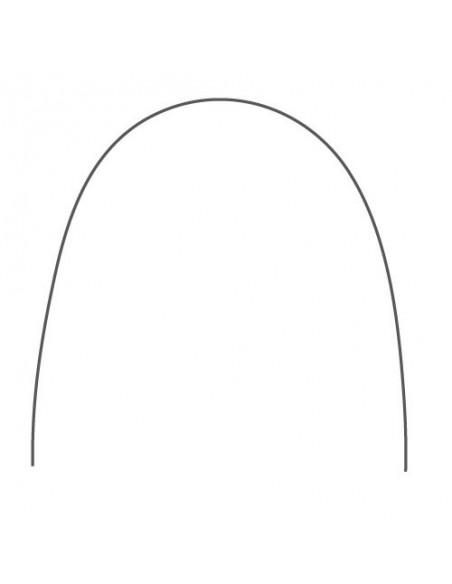 NiTi Térmico Forma Universal Rectangular 10ud.