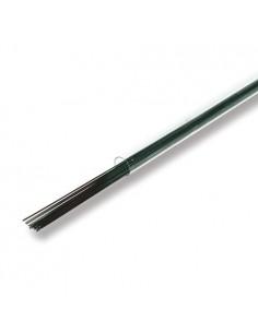 Stainless Steel Rectangular straight tube 25u.