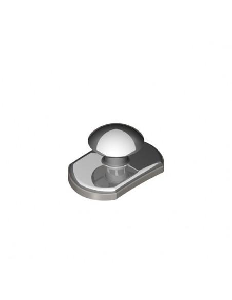 Semi-Flat Button Bondable 10ud.
