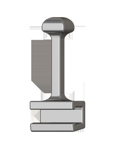 Crimpables Hook (Ganchos quirúrgicos) 10 unidades