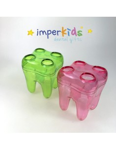 Portacepillos molar colores